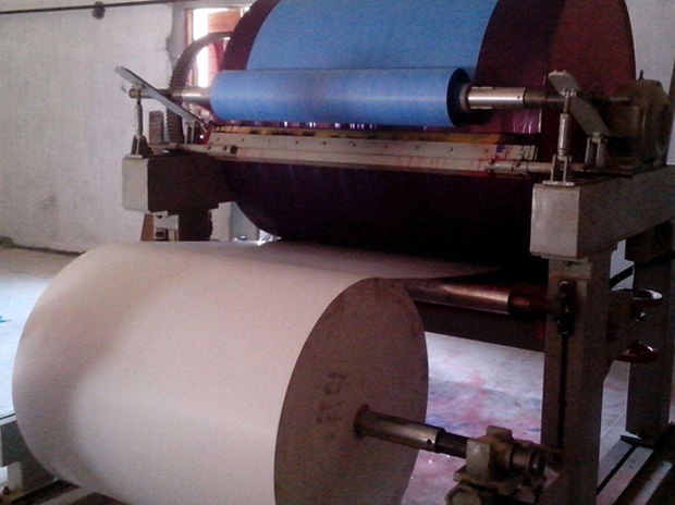Dyeing Paper Machine