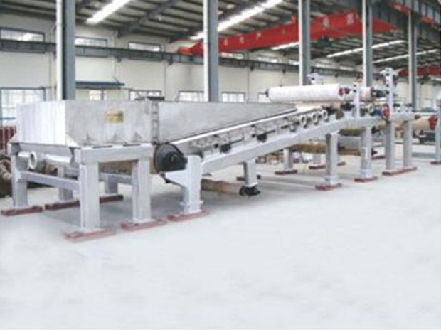 Inclined Wire Special Paper Machine