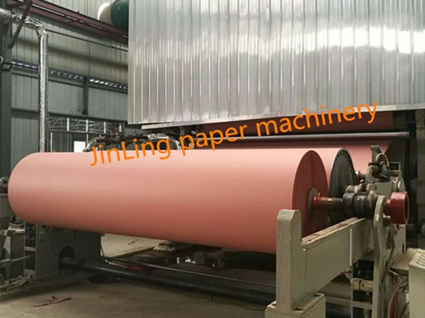Firecracker Paper, Red Paper Paper Machine
