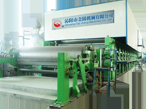 Rotary Net Multi-Cylinder Paper Machine
